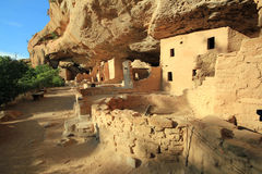 Mesa Verde Spruce Tree House Stock Images