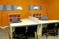 Mesas de escritório foto de stock royalty free