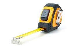 Mesaurement tape stock image