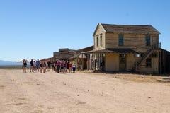 Mescal o Arizona do aniversário do filme da lápide 25o Fotografia de Stock Royalty Free