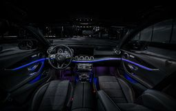 Mescedes Benz C klasa Zdjęcie Stock