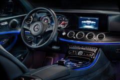 Mescedes Benz C klasa Zdjęcie Royalty Free
