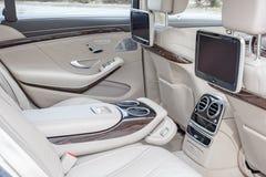 Mescedes Benz S klasy artykuł wstępny Obraz Royalty Free
