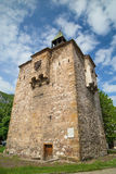 The Meschiite tower Royalty Free Stock Image