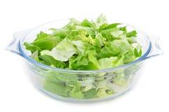 Mesclun, un mélange de salade assortie part photo libre de droits