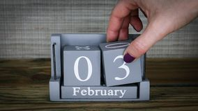 03 meses de fevereiro do calendário filme