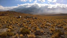 Meseta chilena - Antofagasta Fotografía de archivo libre de regalías