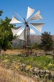 Meseta de Lasithi. Crete, Grecia Imágenes de archivo libres de regalías