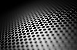 Mesh background. Metal hole. Background or texture Royalty Free Stock Photos