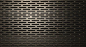 Mesh Background Texture métallique Photographie stock libre de droits