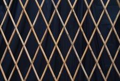 Mesh bamboo  Royalty Free Stock Photo