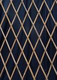 Mesh bamboo  Royalty Free Stock Photography