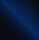 Mesh blue 02. Abstract mesh buckground vector illustration clip art Stock Photography