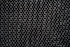 Mesh fabric background. Mesh fabric dark background Royalty Free Stock Image