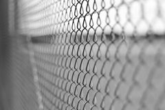 Mesh fence abstract background royalty free stock photos