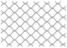 Mesh fence Stock Image