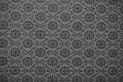 Mesh Floral Pattern Royalty Free Stock Photography