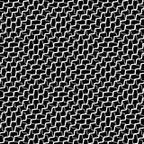 Mesh, grid with intersecting deformed, distorted lines. Seamless Royalty Free Stock Photo