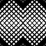 Mesh-grid pattern with crossing diagonal lines. geometric textur Stock Images