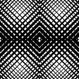 Mesh-grid pattern with crossing diagonal lines. geometric textur Stock Photo