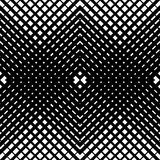 Mesh-grid pattern with crossing diagonal lines. geometric textur Stock Photos