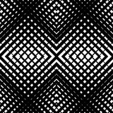 Mesh-grid pattern with crossing diagonal lines. geometric textur Royalty Free Stock Photography