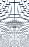 Mesh lines 3d vector design, abstract background dimensional low. Poly art Stock Images