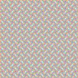 Mesh Objects Pattern Background colorido abstracto libre illustration