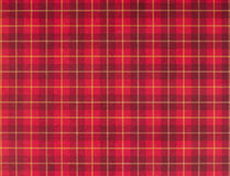 Mesh red gift paper Stock Images