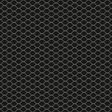 Mesh seamless pattern, thin wavy lines. Texture of mesh. Vector seamless pattern, thin wavy lines. Dark texture of mesh, fishnet, lace, weaving, subtle lattice Royalty Free Stock Images