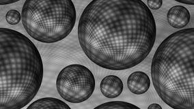 Mesh sphericals, widescreen Stock Photos