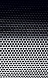 Mesh steel chrome background Royalty Free Stock Photos