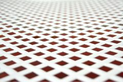Mesh Surface of Sun Bed Stock Images