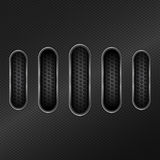 Mesh texture background Stock Images