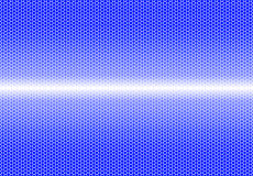 Mesh texture of the blue Stock Image