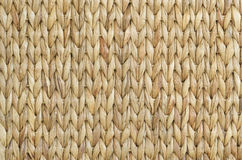 Meshwork of wooden reed wicker texture background Royalty Free Stock Image