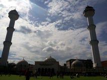 Mesjid Agung Bandung Immagini Stock Libere da Diritti