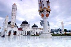 Mesjid raya baiturrahman zdjęcie stock