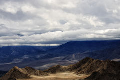 Mesmerizing valleys of Ladakh, India Royalty Free Stock Photos