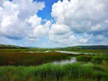 Mesmeryzować krajobraz! Zdjęcie Royalty Free
