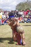 Mesoamerican игра в мяч Стоковое Изображение RF
