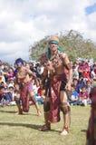 Mesoamerican игра в мяч Стоковое Изображение
