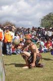 Mesoamerican ballgame Royalty-vrije Stock Foto's