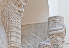 Mesopotamian Art stock photos