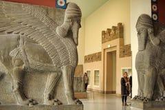 Mesopotamian Art Royalty Free Stock Images