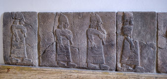 Mesopotamian Art Royalty Free Stock Image