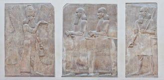 Mesopotamian konst Royaltyfri Bild