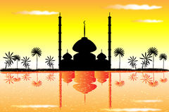 A mesquita Foto de Stock