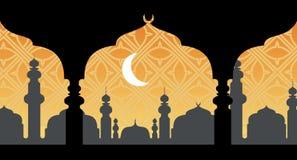 Mesquita ilustração stock