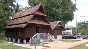 Mesquita antiga em Pattani Foto de Stock Royalty Free